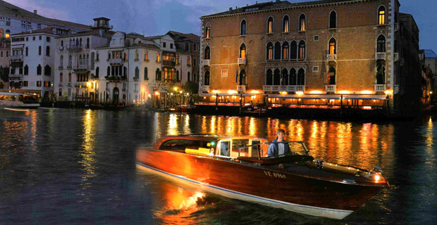 Bateaux Taxis Venise