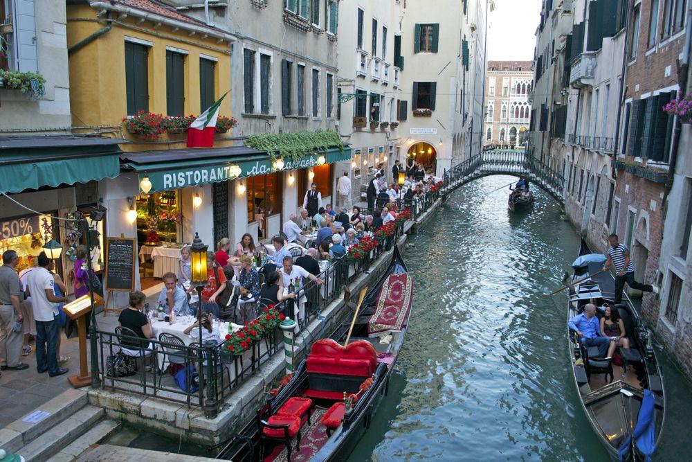Restaurant Quartier du Dorsoduro Venise