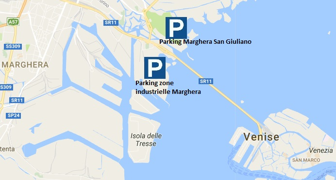 Parking Marghera