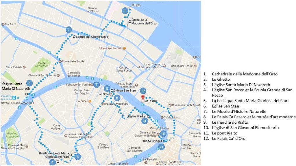 Visiter Venise en trois jours - jour 3a