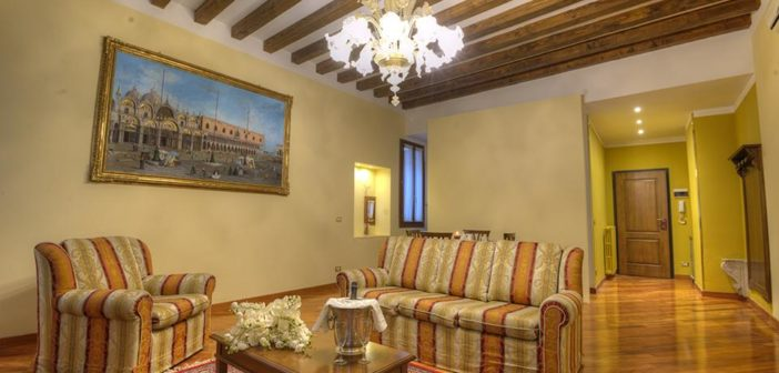 location appartement venise Ca del arte suites