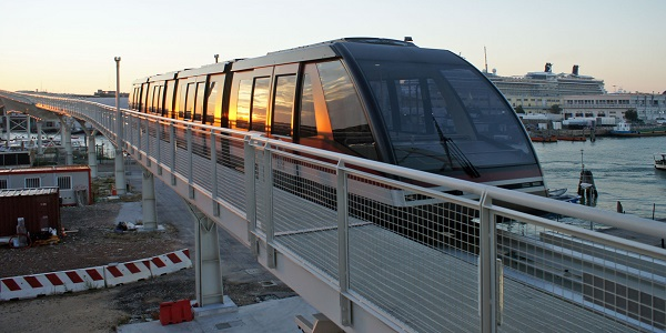 Le People Mover de Venise